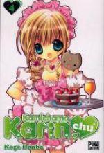 Kamichama Karin chu T4, manga chez Pika de Kogé-donbo