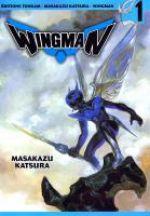 Wingman T1, manga chez Tonkam de Katsura