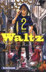 Waltz T2, manga chez Kurokawa de Isaka, Osuga