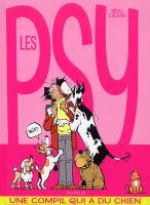 Les psy : Une compilation qui a du chien (0), bd chez Dupuis de Cauvin, Bédu, Labruyère