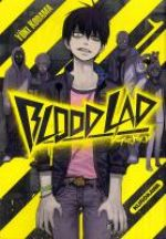 Blood lad T1, manga chez Kurokawa de Kodama