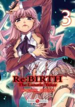 Re:BIRTH - The lunatic taker T3, manga chez Bamboo de Lim, Lee