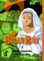 Billy Bat T2, manga chez Pika de Nagasaki, Urasawa