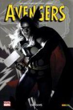 The Avengers : Origins (0), comics chez Panini Comics de Siegel, Immonem, Benson, Higgins, Glass, Aguirre-Sacasa, McKeever, Perger, Talajic, Lacombe, Pierfederici, Hans, Barrionuevo, Tartaglia, Milla, Beaulieu, Henderson, Parel