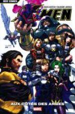 X-Men - Best comics T2 : Aux côtés des anges (0), comics chez Panini Comics de Jenkins, Austen, Rivera, Larroca, Udon Studios