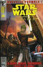 Star Wars (k) – La saga en BD, T37, comics chez Delcourt de Taylor, Windham, Blackman, Duursema, Hugonnard-Bert, Scalf, Pop , Crety, McCaig, David