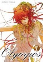 Olympos T1, manga chez Tonkam de Aki