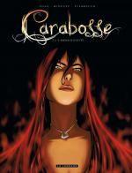 Carabosse T2 : L'amour d'une fée (0), bd chez Le Lombard de Pona, Minguez, Stambecco