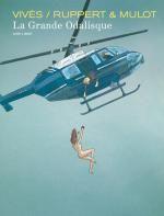 La Grande odalisque, bd chez Dupuis de Ruppert, Vivès, Mulot, Merlet