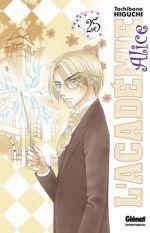 L'académie Alice T25, manga chez Glénat de Higuchi