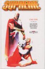 Supreme T1 : L'âge d'or (0), comics chez Delcourt de Moore, Bennett, Ross, Veitch