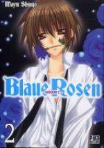 Blaue rosen Saison 2 T2, manga chez Pika de Shinjo