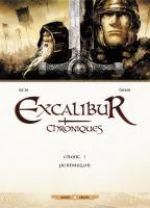 Excalibur - Chroniques T1 : Pendragon (0), bd chez Soleil de Istin, Brion