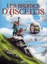 Les brumes d'Asceltis – cycle 2, T5 : Orian (0), bd chez Soleil de Jarry, Léoni, Jacquemoire