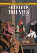 Les Archives secrètes de Sherlock Holmes T2 : Le Club de la mort (0), bd chez 12 bis de Chanoinat, Marniquet, Boubette