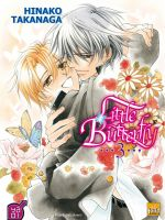 Little butterfly T3, manga chez Taïfu comics de Takanaga
