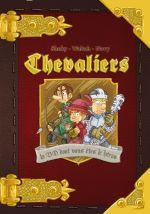 Chevaliers - La BD dont vous êtes le héros, bd chez Makaka éditions de Shuky, Waltch, Novy