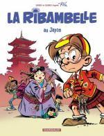 La Ribambelle T2 : La Ribambelle au Japon (0), bd chez Dargaud de Zidrou, Krings, BenBK