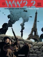 WW2.2 T1 : La bataille de Paris (0), bd chez Dargaud de Chauvel, Boivin, Henninot, Delf