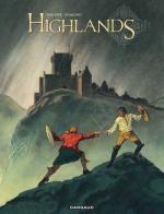 Highlands T1 : Le portrait d'Amélia (0), bd chez Dargaud de Aymond