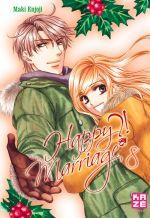 Happy marriage ?! – 1ère édition, T8, manga chez Kazé manga de Enjoji