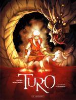 Turo T3 : La lumière du guerrier (0), bd chez Le Lombard de Guerrero, Montes