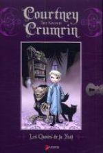 Courtney Crumrin – Edition colorisée, T1 : Les choses de la nuit (0), comics chez Akileos de Naifeh, Wucinich