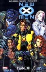 New X-Men T2 : L'arme XII (0), comics chez Panini Comics de Morrison, Leon, Derenick, Jimenez, Kordey, Van sciver, Quitely, Hi-Fi Design, Haberlin, Chuckry, Lanning, Sienkiewicz, McCaig
