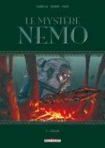 Le mystère Nemo T3 : Océan (0), bd chez Delcourt de Gabella, Kenny, Mazi