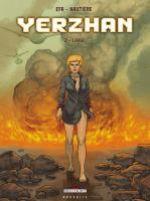 Yerzhan T2 : Laïka (0), bd chez Delcourt de Hautière, Efa