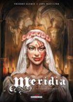 Méridia T2 : Le Souffle des Dieux (0), bd chez Delcourt de Gloris, Mouclier