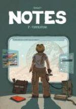 Notes T7 : Formicapunk (0), bd chez Delcourt de Boulet