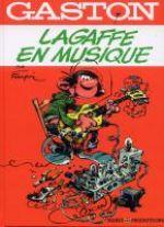 Gaston : Lagaffe en musique (0), bd chez Marsu Productions de Franquin