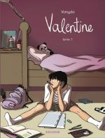 Valentine T1, bd chez Dargaud de Vanyda, Bolvin