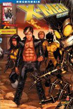 X-Men (revue) – Select, T3 : Instinct de retour (0), comics chez Panini Comics de Lanning, Guggenheim, Abnett, Lopez, Koda, Staples, Oback, Keown