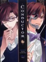 Conductor T4, manga chez Ki-oon de Kaminaga, Nokiya