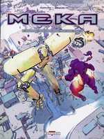 Meka T2 : Outside (0), bd chez Delcourt de Morvan, Bengal