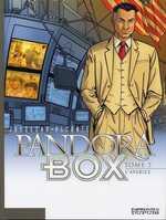 Pandora Box T5 : L'avarice (0), bd chez Dupuis de Alcante, Juszezak, Usagi