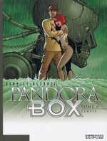 Pandora Box T6 : L'envie (0), bd chez Dupuis de Alcante, Henriet, Usagi