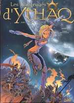 Les naufragés d'Ythaq T1 : Terra incognita (0), bd chez Soleil de Arleston, Floch, Crazytoons