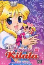 Princesse Kilala – 1e édition, T1, manga chez Pika de Tanaka, Kodaka