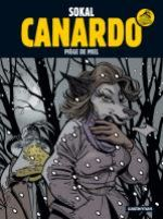 Canardo T21 : Piège de Miel (0), bd chez Casterman de Sokal