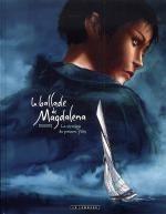 La Ballade de Magdalena T1 : La stratégie du poisson flûte (0), bd chez Le Lombard de Dubois