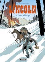 Lincoln T7 : Le fou sur la montagne (0), bd chez Paquet de Jouvray, Jouvray, Jouvray