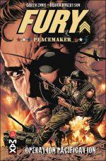 Fury T2 : Peacemaker : Opération pacification (0), comics chez Panini Comics de Ennis, Robertson, Palmiotti, Trevino, Deodato Jr