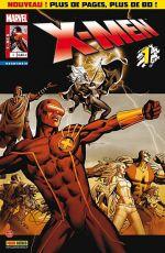 X-Men (revue) – V 3, T1 : V3 - Chacun son camp (0), comics chez Panini Comics de Carey, Gillen, Kurth, Pham, Pacheco, Tan, d' Armata, Rosenberg, Reber, Mossa, Cho