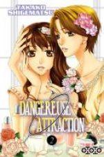 Dangereuse attraction T2, manga chez Ototo de Shigematsu