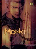 Monk! T1, manga chez Booken Manga de Hong