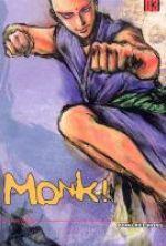 Monk! T3, manga chez Booken Manga de Hong