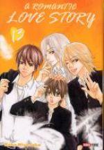 A romantic love story T13, manga chez Panini Comics de Miyasaka
